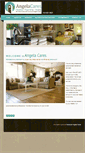 Mobile Preview of angelacares.mobi