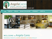 Tablet Preview of angelacares.mobi